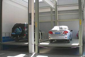四柱式汽车升降平台