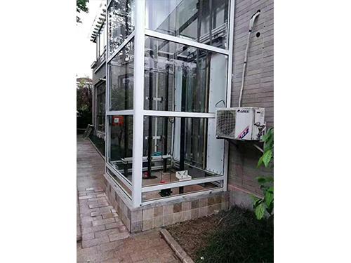 室外家用电梯