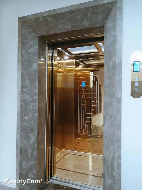 新疆4层家用电梯