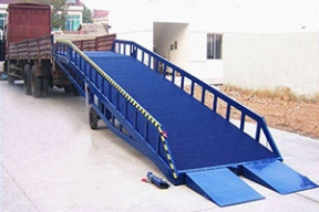 液压移动式登车桥LL-DCQY8