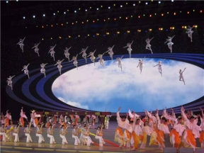 北京旋转舞台