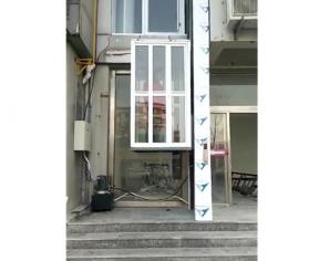 简易家用升降电梯安装